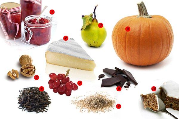 Выбор редакции: продукты и рецепты октября