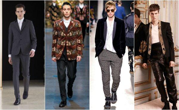 Как это носить: нескучные мужские образы с белой рубашкой