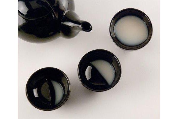 Черная посуда