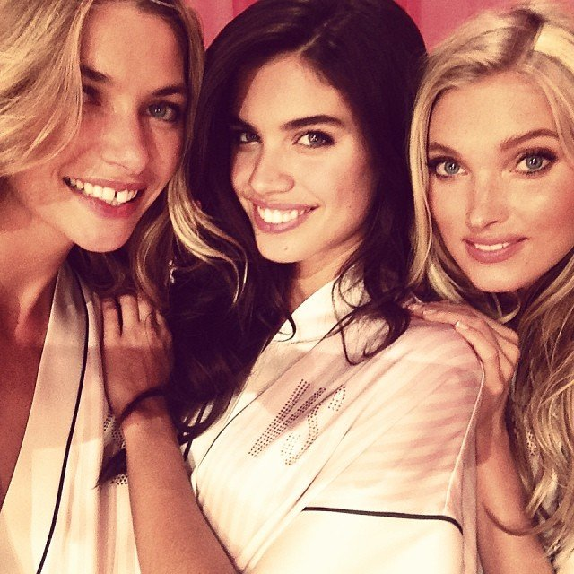 Шоу Victoria's Secret 2013: instagram-обзор самых ярких моментов
