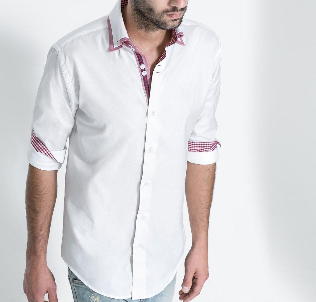 рубашка Zara, 499 грн