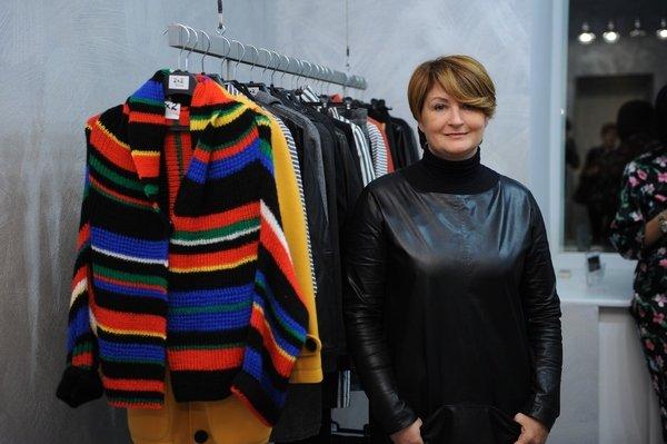 День открытых дверей в шоу-руме Anisimov