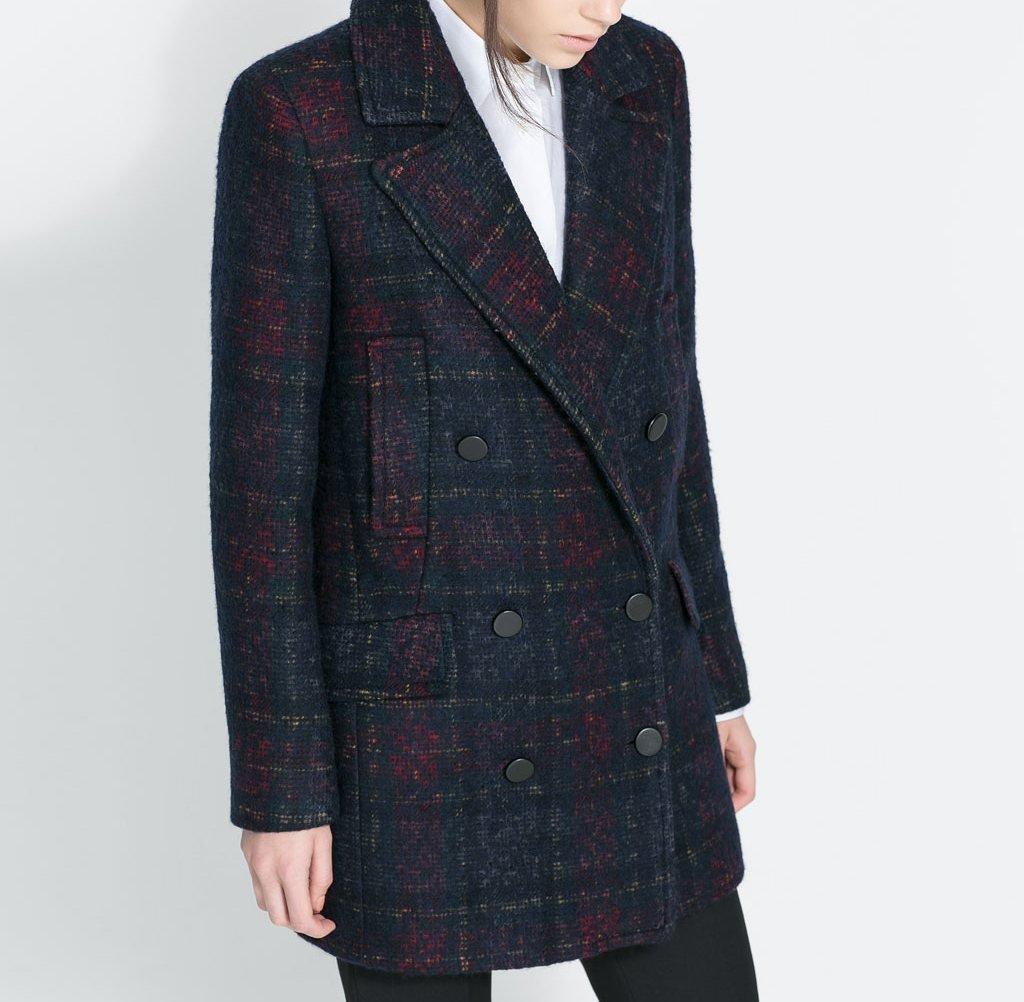 пальто Zara, 1899 грн