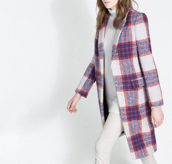 пальто Zara, 2199 грн
