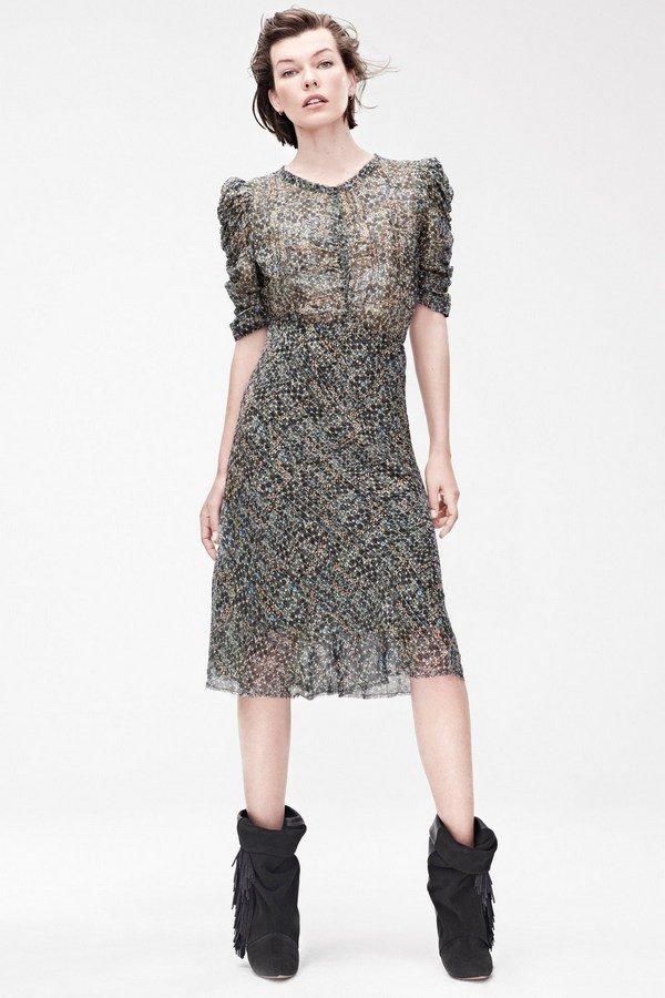 Капсульная коллекция Isabel Marant For H&M