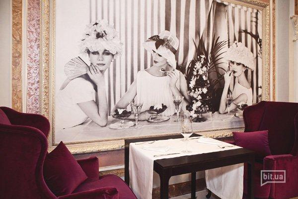 Новое заведение: Vogue cafe на Сагайдачного