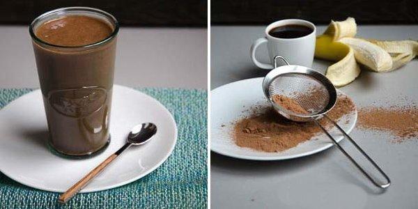 Полезные десерты: быстрый шоколадный мусс