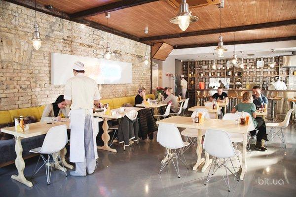 Рестораны Киева, куда интересно пойти с детьми