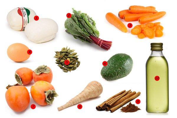Выбор редакции: легкие, сезонные и полезные продукты ноября