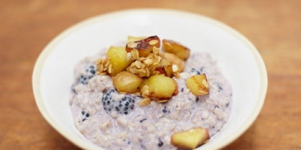 Овсяная каша - три рецепта для вкусного завтрака