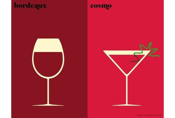 Еда и lifestyle: Париж vs Нью-Йорк