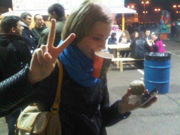 Четвертый фестиваль уличной еды в инстаграм-картинках