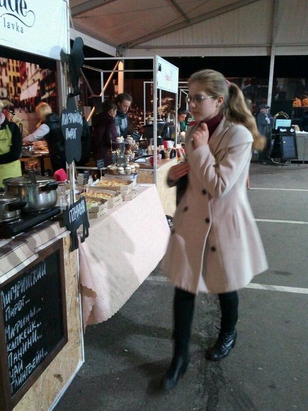 Четвертый фестиваль уличной еды в картинках — гости