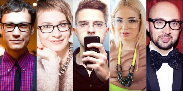 """Очки vs линзы: 5 мнений стильных """"очкариков"""""""