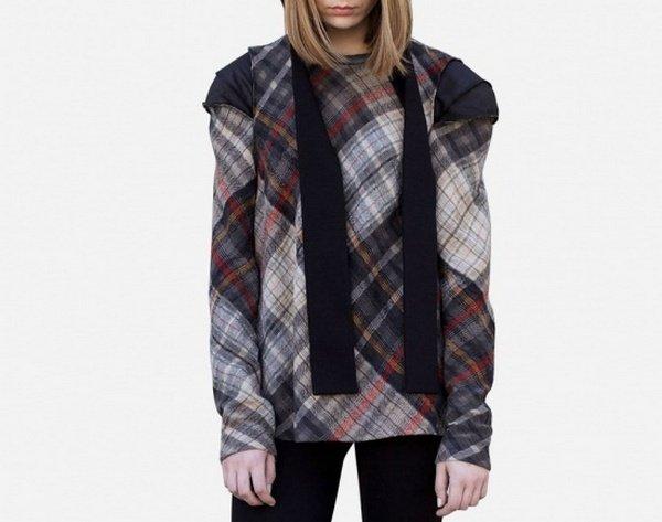 свитер vozianov, 2410 грн