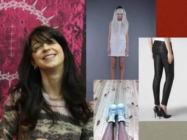 15 новогодних нарядов популярных украинских девушек