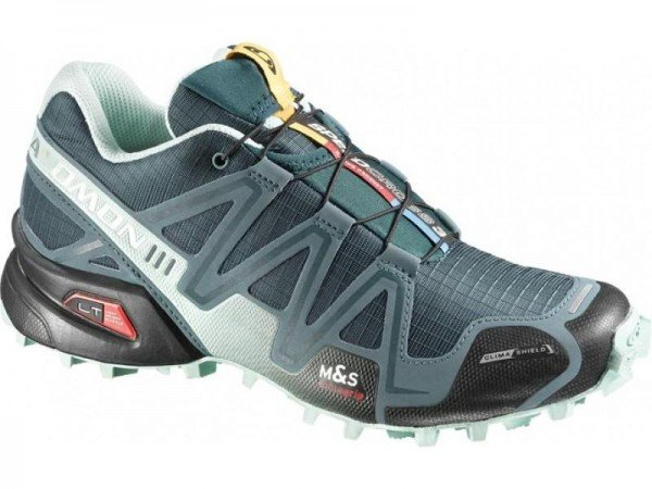 кроссовки SALOMON SPEEDCROSS 3CS W 352265, мемб. Climashield