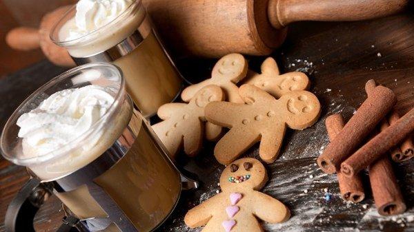 Новогодняя выпечка: как приготовить имбирных человечков
