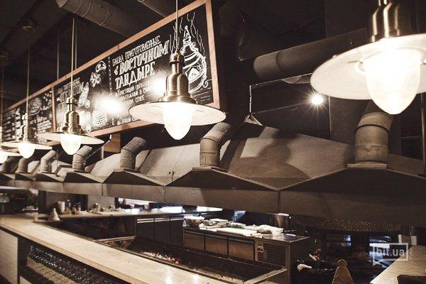 """Новое заведение: ресторан с видом – """"Веранда на Ривьере"""" на Осокорках"""