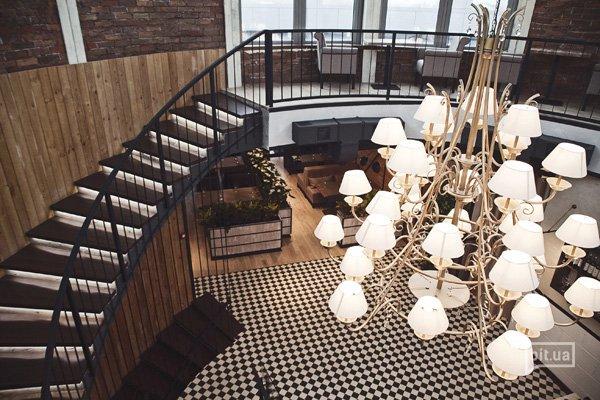 Новое заведение: ресторан с видом — «Веранда на Ривьере» на Осокорках