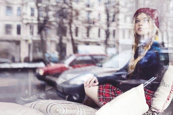 Девушка недели: Яся Чухманенко