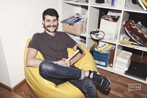 Алексей Ковалев, web designer