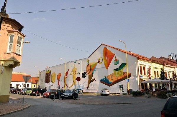 InteresniKazki В Кошице, Словакия
