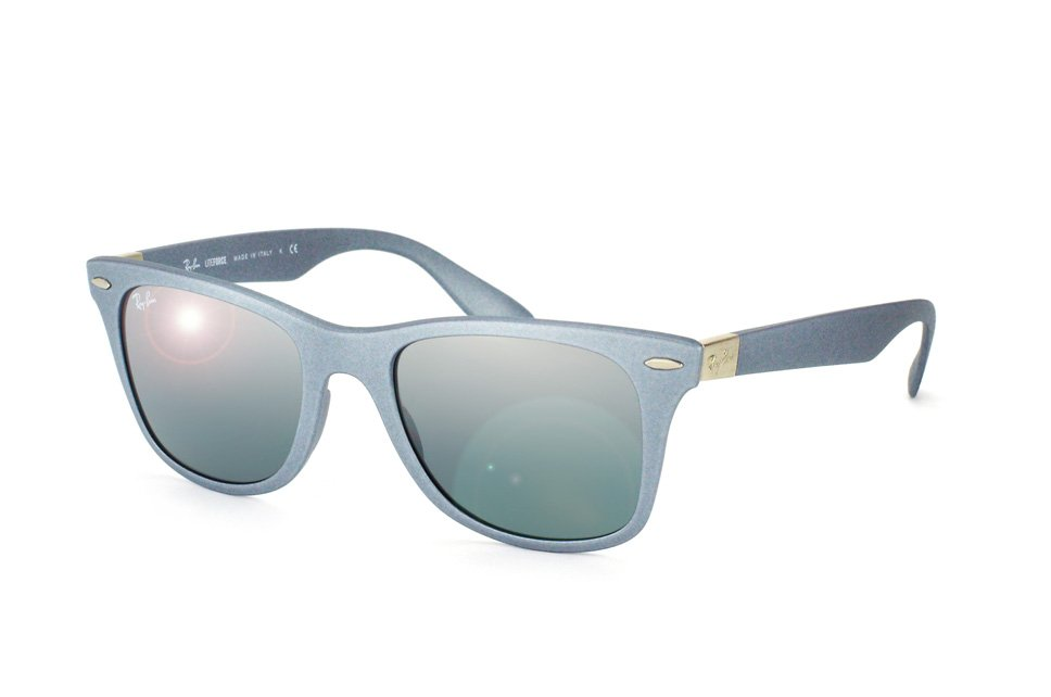 Очки Ray-Ban Liteforce Wayfarer RB4195, 1940 грн