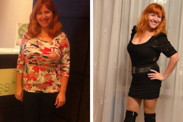 10 кг за месяц: