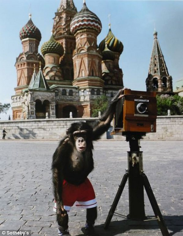Виталий Комар и Александр Меламид