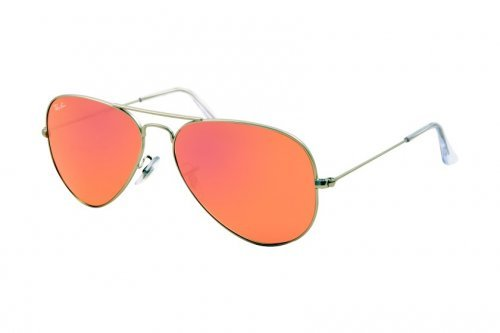 Очки Ray-Ban Aviator Flash Lenses RB3025, 1730 грн