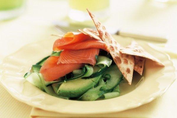 7 идей с малосольным лососем