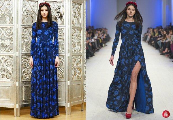 20 новогодних нарядов популярных украинских девушек