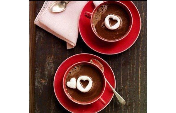 Полезные десерты: ореховый горячий шоколад