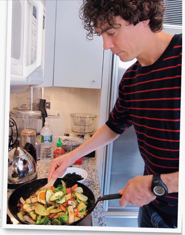 5 healthy-рецептов от ультрамарафонца Скотта Юрека