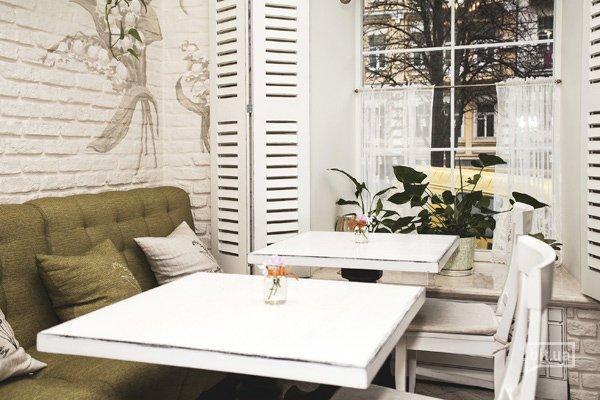 Новое заведение: где можно вкусно согреться зимой - Tea lounge