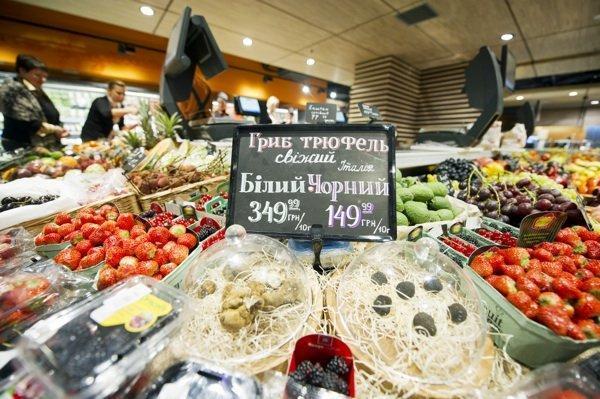 Открытие: первый в Киеве Le Silpo