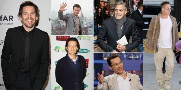 Вдохновение недели: лучшие мужские образы 3-7 февраля