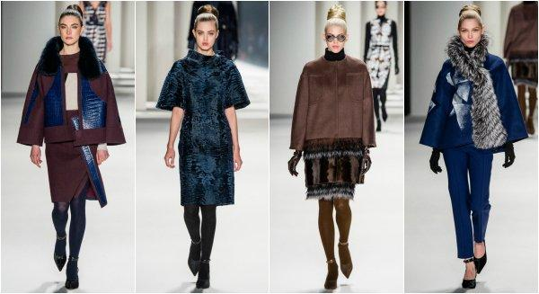New York Fashion Week осень-зима 2014-2015