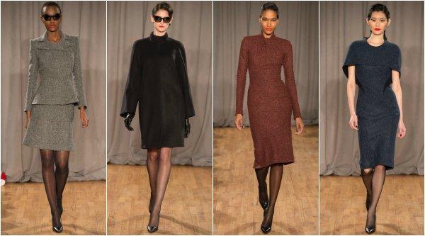 New York Fashion Week осень-зима 2014—2015
