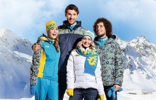 Форма сборных разных стран на Олимпиаде 2014 в Сочи