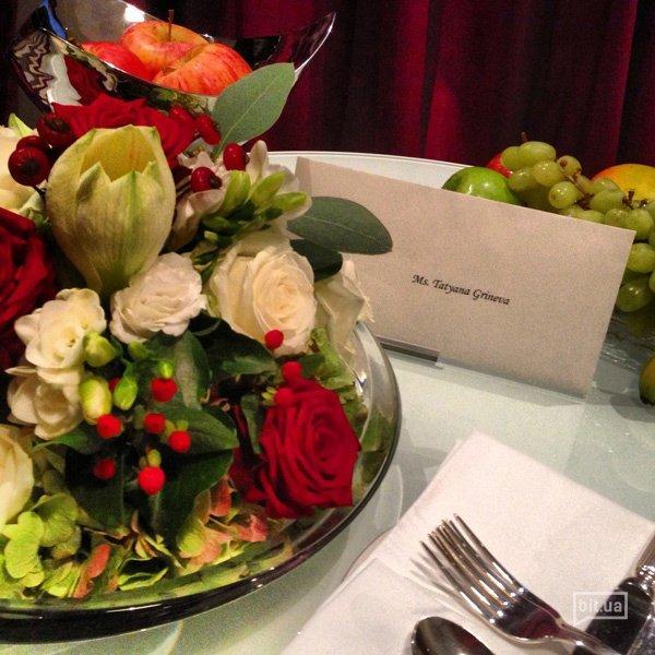 Приятности в номере — Mandarin Oriental, Geneve