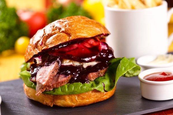 Бургер Carolina - 90 грн