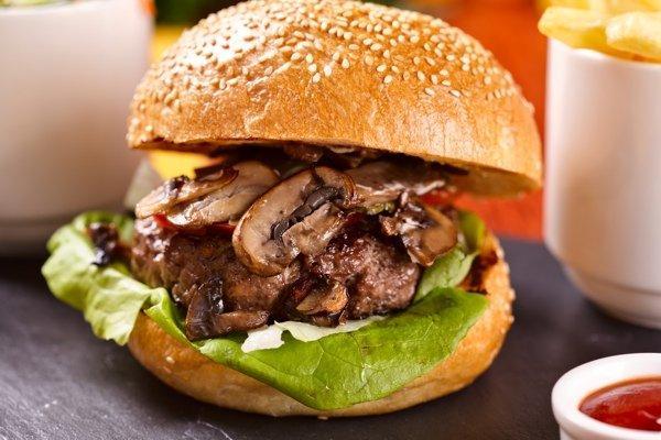 Бургер Washington - 90 грн