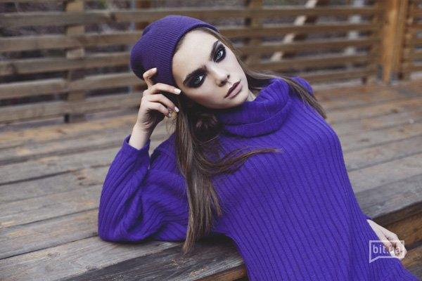 Девушка недели: Дарья Новосядлая