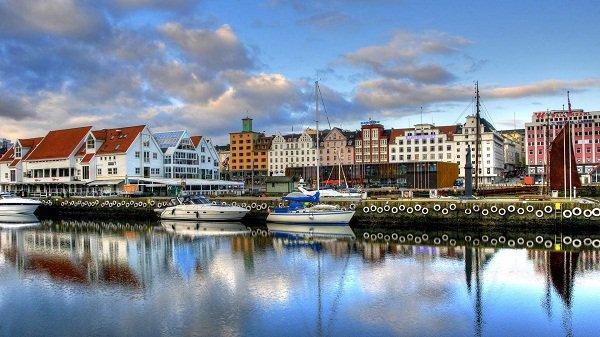 Oslo-City-View