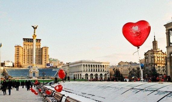 экскурсия романтика Киева