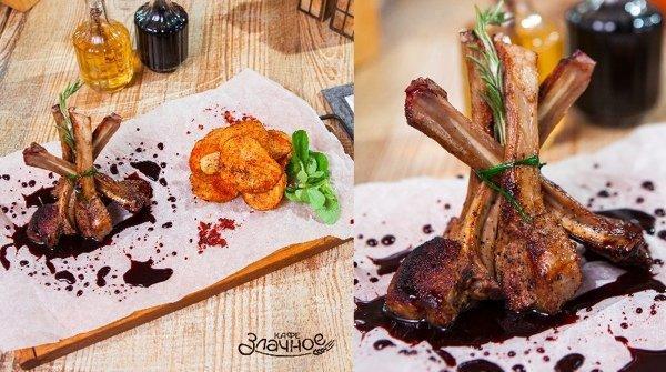 3 блюда ко Дню Влюбленных от лучших ресторанов Одессы. Специально для bit.ua