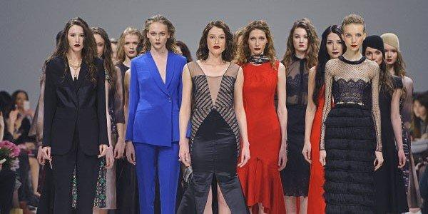 Ukrainian Fashion Week, день второй: Larisa Lobanova, Elena Burba, Podolyan