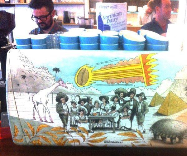 Украинский свет против итальянской тьмы - о всей трагедии итальянского кофе в постсоветской реальности